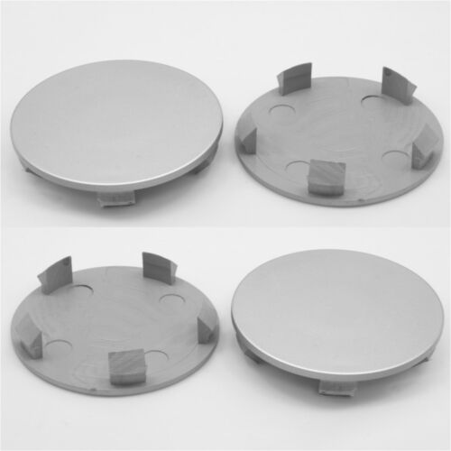 Wheel center caps centre universal alloy rim plastic 4x hub cap 56.5 - 60.5 mm