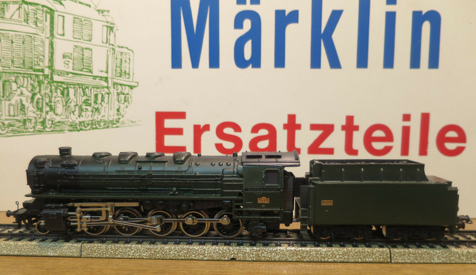 (MB) Märklin 3046 150x SNCF GOOD CONDITION NO abbrüche Top Tested