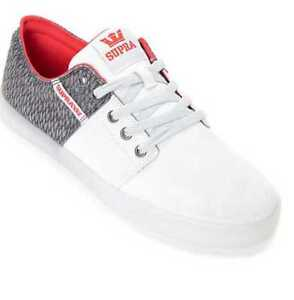 Details about NEW IN BOX MEN S 10 11 SUPRA STACKS II ASSASSINS CREED GREY  SKATE SHOES 42c579fbad9