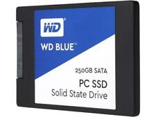 WD Blue 250GB Internal SSD - SATA 6Gb/s 2.5""