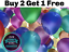 50-Balloons-Latex-Plain-and-Metallic-Birthday-Wedding-helium-BestQuality-Ballon thumbnail 2