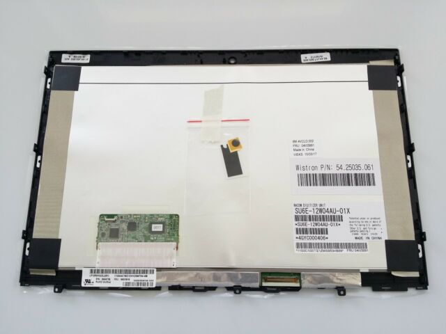 Lenovo ThinkPad W510 MultiTouch/Digitizer Drivers Windows