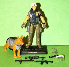 GIJOE 30TH LAW & ORDER LOOSE COMPLETE
