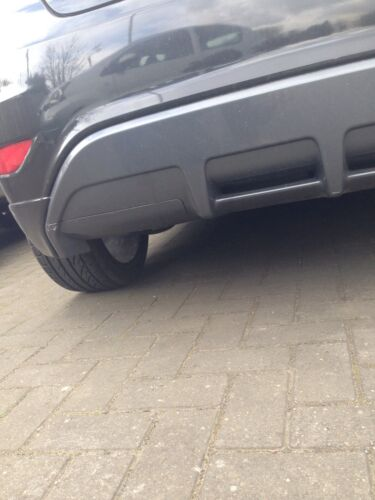 Ford Fiesta Zetec S Rear Bumper Diffuser Towing Eye Plate Cover MK7 08-12