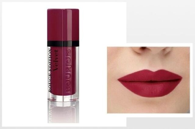 Bourjois rouge edition velvet grand cru 08 – charm arabia.
