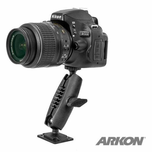 Arkon robusto montaje Serie Taladro Base Soporte Para Pared Drift Ghost /& Contorno Cámara