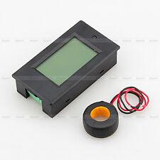 Digital Led Ac80260v 100a Volt Amp Watt Power Monitor Ammeter Voltmeter Ct