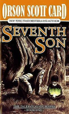 1 of 1 - Seventh Son (Tales of Alvin Maker-ExLibrary