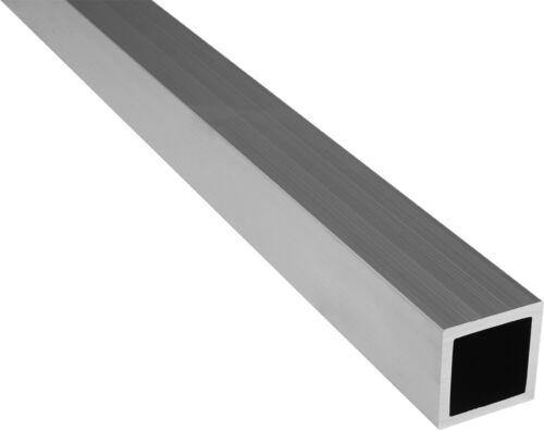 Riggatec Alu-Rohr Vierkant 40x40x3mm Länge 4,5 m