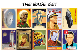 Acheron-Mint-Archives-Dick-Tracy-Gort-Robot-A-Boy-and-His-Dog-card-pack