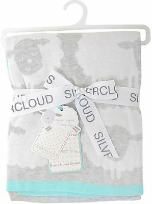 Costruttivo Silver Cloud Per Contare Le Pecore A Maglia Coperta Per Carrozzina Bambino/neonato Biancheria Da Letto Bn- Prezzo Di Vendita Diretto In Fabbrica