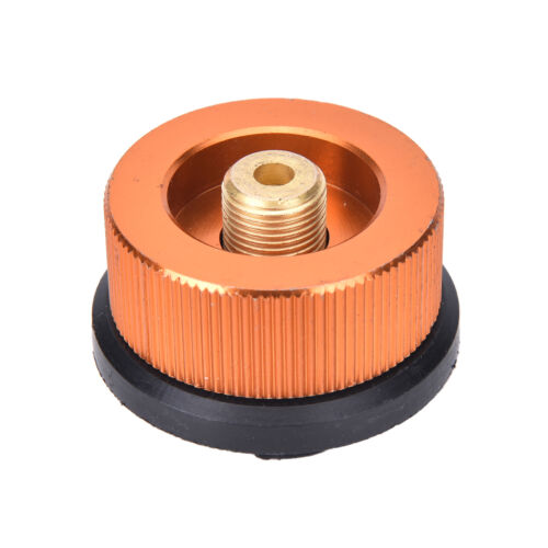 Picnic Burner Cartridge Gas Fuel Canister Stove Cans Adapter Converter MK