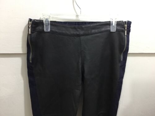in Size Ladies Marciano 31 pelle davanti Jeans IwHpqCxx