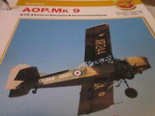 Fliegen 4: Karte 8 Auster AOP MK 0 Stol