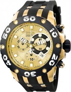 wachawant-Invicta-0917-Subaqua-Reserve-51mm-Swiss-Made-Gold-Black-Men-039-s-Watch