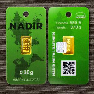 GOLDBARREN-0-10-Gramm-NADIR-LBMA-999-9-Gold-Barren-0-1g-0-10g-zertifiziert-NEU