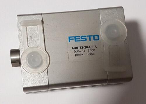 NEU NEW FESTO ADN-32-20-I-P-A 536281 Kompaktzylinder worldwide shipping