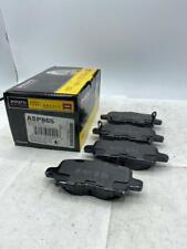 Akebono Performance ASP865 Akebono Performance Ultra Premium Ceramic Disc Brake Pad Kit