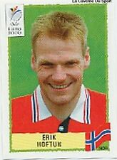 N°240 ERIK HOFTUN NORGE NORWAY PANINI EURO 2000 STICKER VIGNETTE
