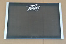 PEAVEY GRILL CLOTH + FRAME w/ LOGO for YOUR PEAVEY 2X12 AMPLIFIER AMP! #C319