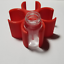 Many Colors Red Sea Cuvette Holder /& Drier 4 Spots 3D Printed