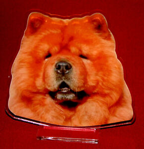 statuette-photosculptee-10x15-cm-chien-chow-chow-4-dog-hund-perro-cane
