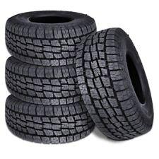 4 New Lionhart Lionclaw ATX2 215/75R15 100T All Terrain Tires