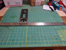 Starrett 439 24 Builders Combination Tool 24 Protractor Head Built In Levels