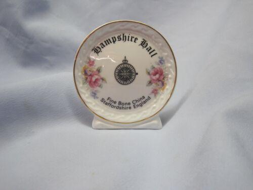 Vintage English Hampshire Hall China Advertising Display Counterpiece