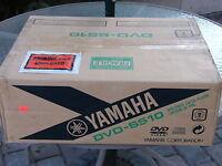 Yamaha Natural Sound Dvd-s510 Dvd & Cd Player Black