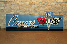 CHEVROLET CAMARO 350  parts nascar Z28 rs ss 454 chevy Corvette Mobil Texaco