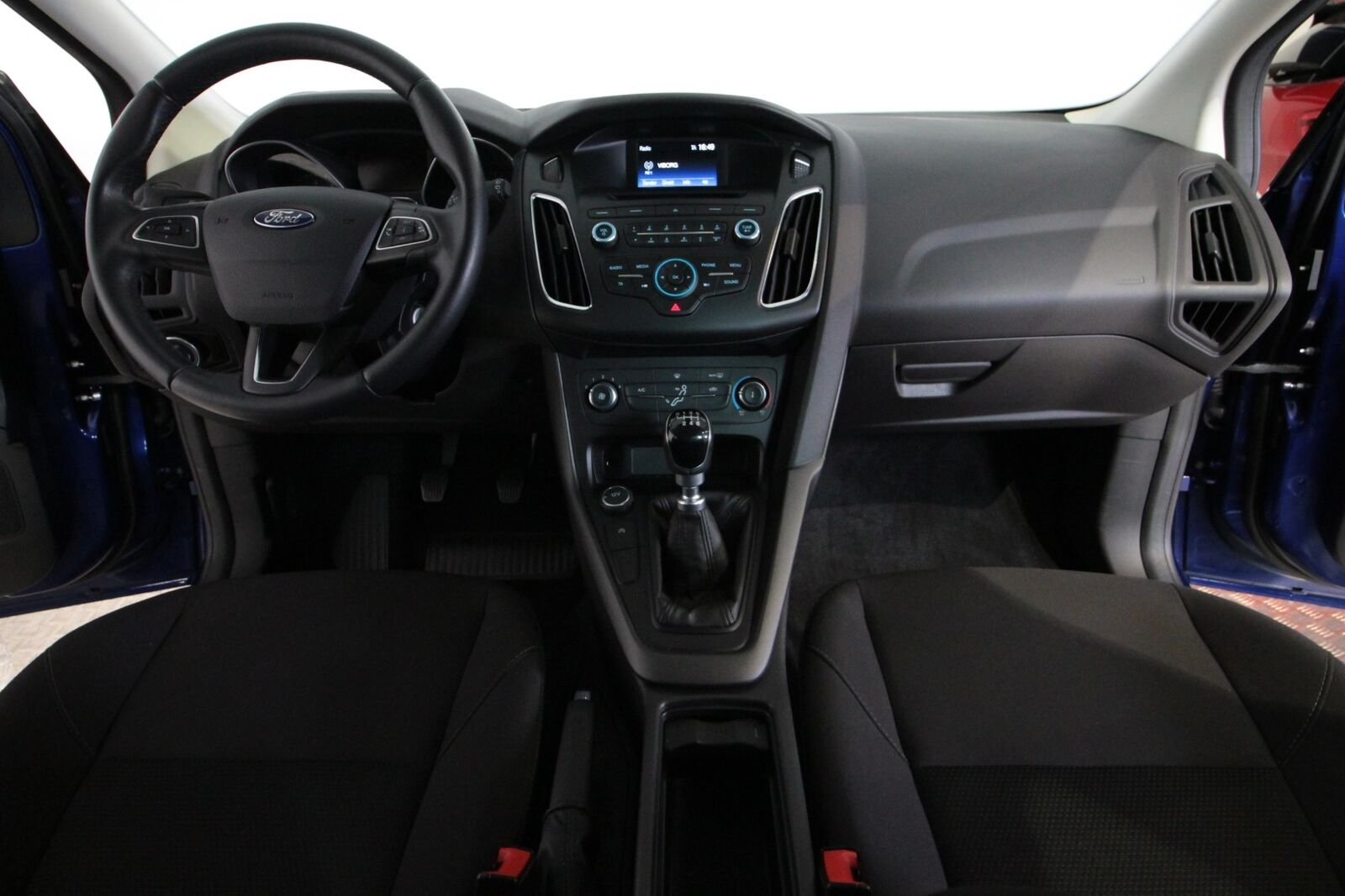 Ford Focus SCTi 125 Trend stc.