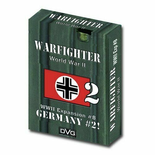 Expansion #8 Germany #2 New Warfighter WWII by DVG