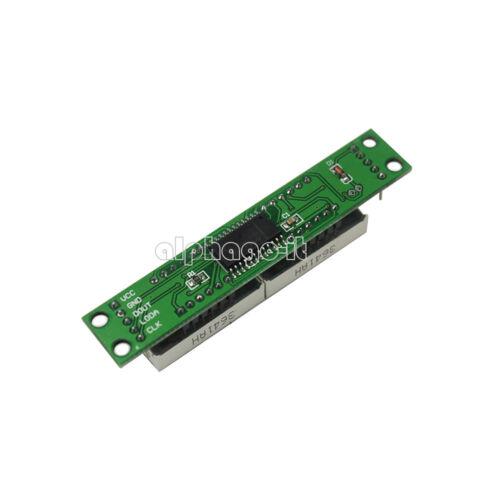 1X MAX7219 8-Digit LED Display 7 Segment Digital Tube For Arduino Raspberry Pi