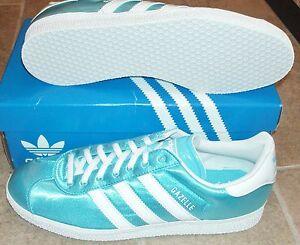 neac5d28c1f1511d513db14f24eb56870 Originals Ltd Gazelle Nuovo Aqua Blue Donna Vintage Pennino Ii Adidas iukTZOXP