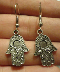 Handcrafted-Moroccan-african-berber-artisan-fashion-hand-hamsa-earrings