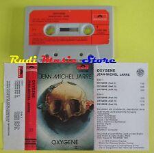MC JEAN MICHEL JARRE Oxygene 1976 italy POLYDOR 3100 398 no cd lp dvd vhs