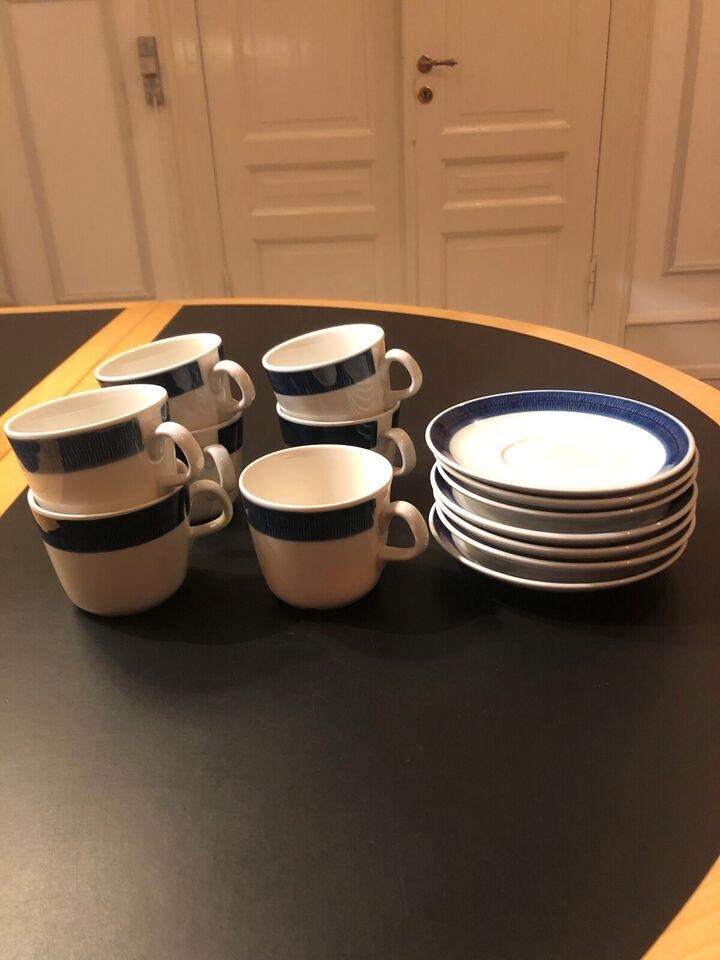 Porcelæn, Kaffekopper, Koka
