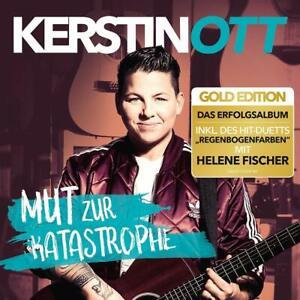 KERSTIN-OTT-MUT-ZUR-KATASTROPHE-GOLD-EDITION-CD-NEU