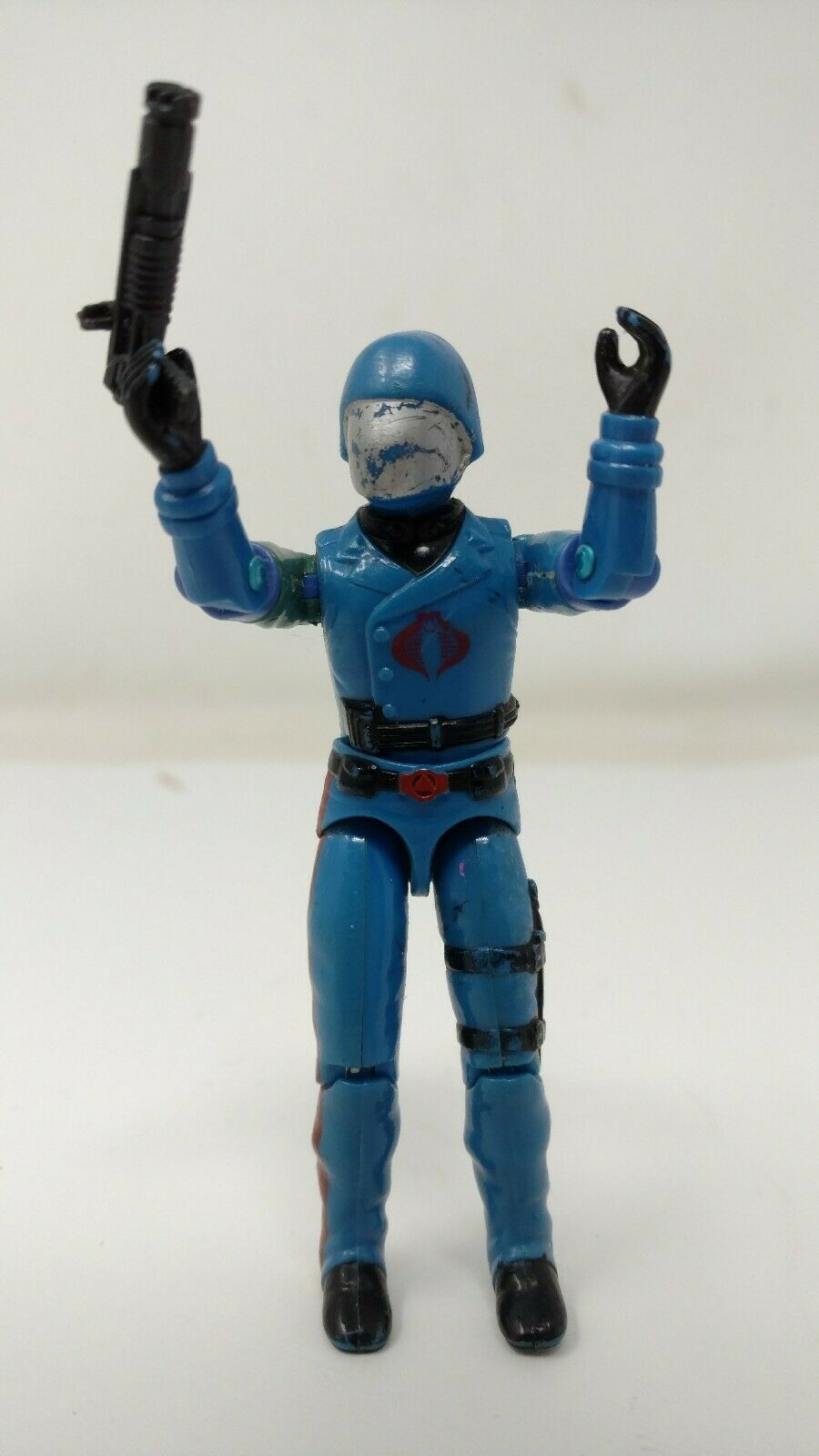 1983 Cobra Commander complete Hasbro REALLY NICE TIGHT JOINTS