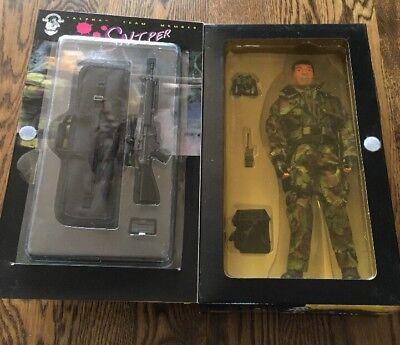 "1//6 Scale Dragon Hong Kong Police S.D.U /""Lam/"" Sniper Rifle /& Accessories Set"
