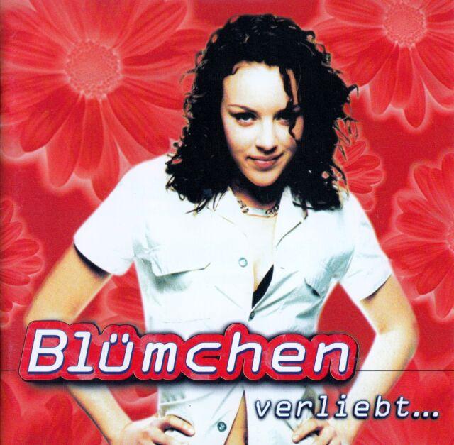 BLÜMCHEN : VERLIEBT... / CD - TOP-ZUSTAND