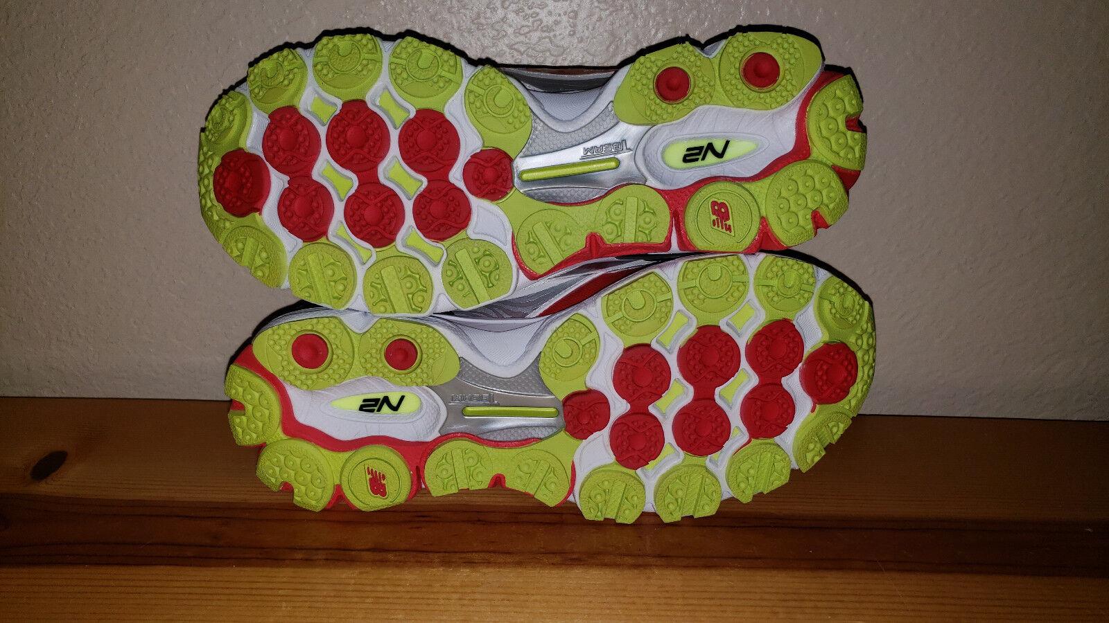 149 Nueva camiseta para mujer New Balance W1080PL3 Zapatillas ancho Lima 8.5D de ancho Zapatillas 185bdf