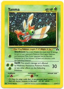 Pokemon-Yanma-Holo-17-75-Neo-Entdeckung-Discovery-NM-EN-TCG-193-PP-amp-FAST