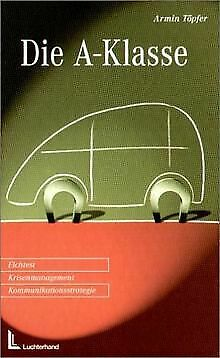 Die A-Klasse von Armin Töpfer | Buch | Zustand sehr gut