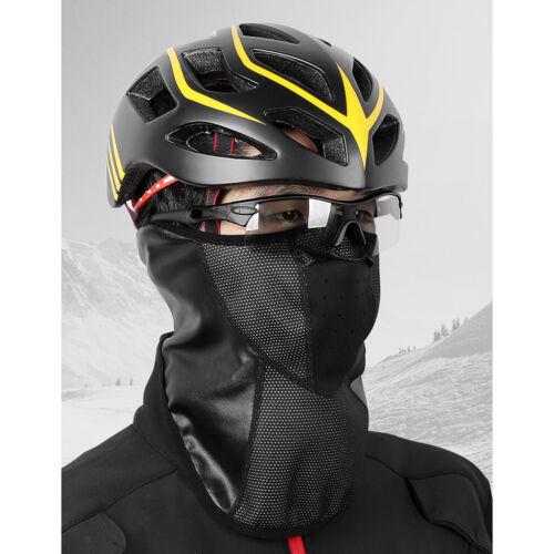 Outdoor Half Face Mask Motorrad Radfahren Winddichter Sportschutzschal