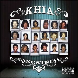Khia-Gangstress-CD