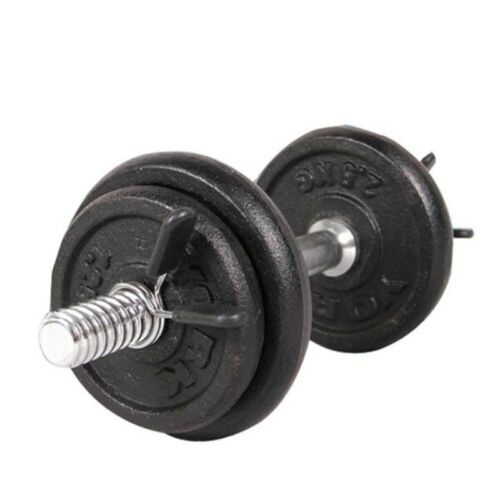 2XSpring Clamp Clips for Dumbbell Gym-Home Weight Lifting Training Equipment ZH1