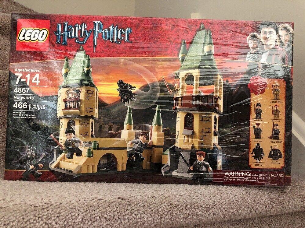 NYA LEGO Harry krukmakare Hogwkonsts 4867, SEAL