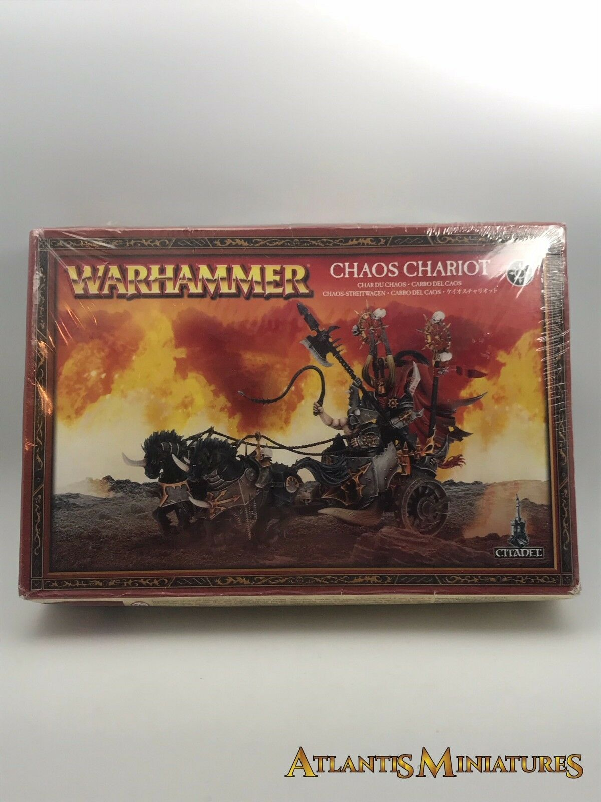 Chaos Chariot Boxed - OOP - Warhammer Age of Sigmar NN164